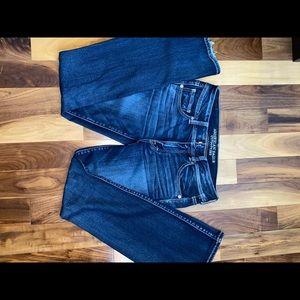 Kick boot American Eagle jeans